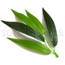 Искусственные листья бамбука