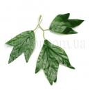 Искусственный лист пиона