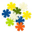 Цветы из фетра готовые