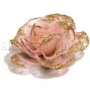 Головки роз из шифона