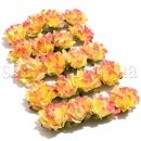 Головки роз на проволочке