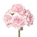 Розы из пены