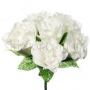 Розы из латекса с перламутровой присыпкой
