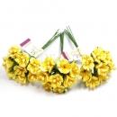 Маленькие искусственные цветочки