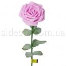 Роза из вспененного латекса