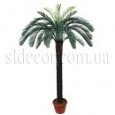 Пластиковая пальма