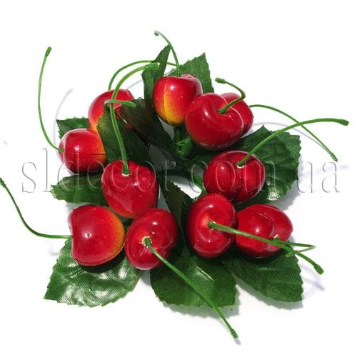 Подсвечник из фруктов