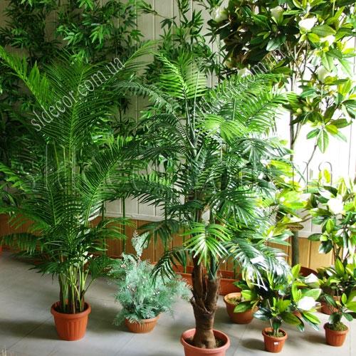 Искусственные растения магнолия