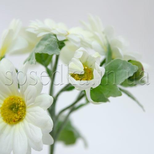 Головки хризантемы искусственной