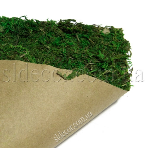 Основа коврика - бумага