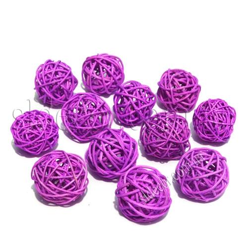 Декоративные шарики 3см