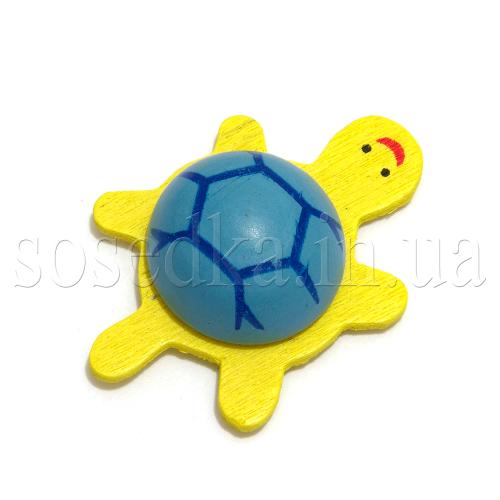 Черепаха на липучке
