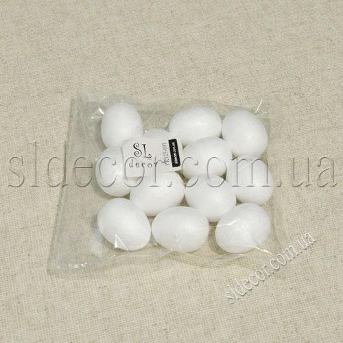 Яйца пенопластовые маленькие