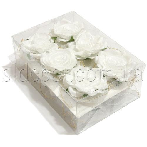 Упаковка головок цветов
