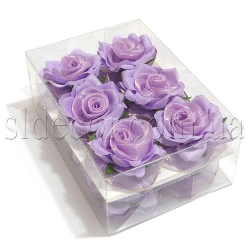 Упаковка головок роз