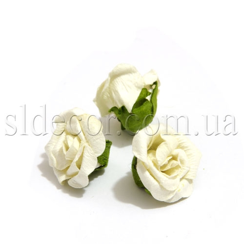 Головки роз маленькие