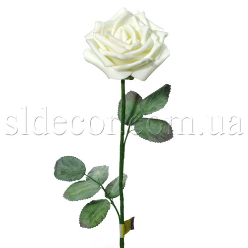 Латексная роза