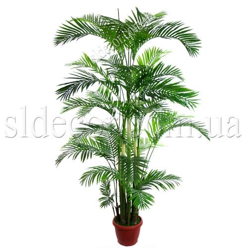 Пальма искусственная высокая