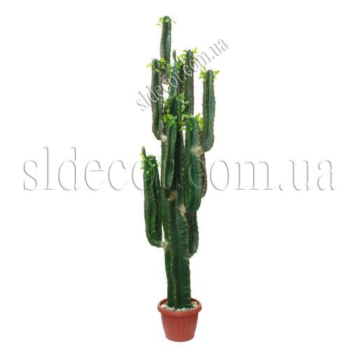 Искусственный кактус. Высота 150см