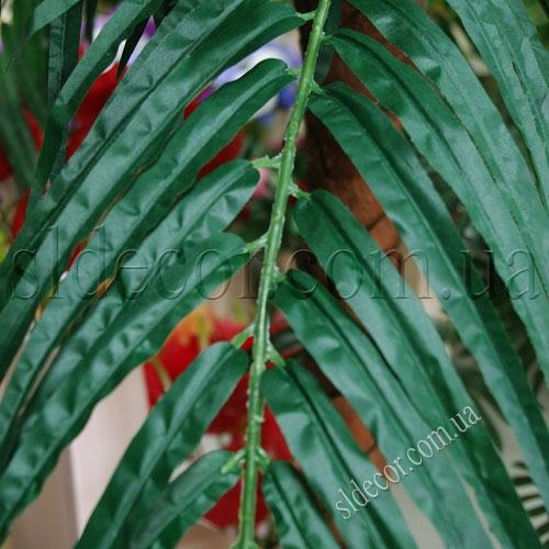 Листья у пальмы своими руками