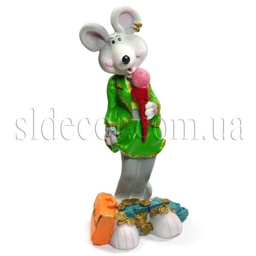 Сувенир мышка с микрофоном