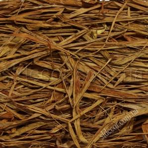 Рафия коричневая