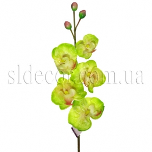 Орхидея из латекса
