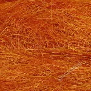 Сизаль оранжевый
