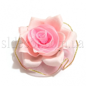 Тканевые цветы купить подарок девушкам на 8 марта