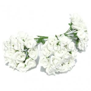 Маленькие цветочки розочки