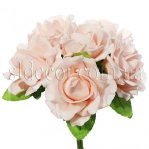 Розы из латекса 60мм