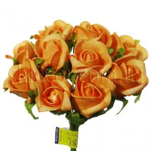 Бутоны роз из латекса