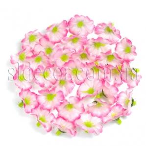 Головки цветов мини